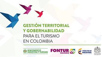 Gestión Territorial y Gobernabilidad para el Turismo en Colombia course image