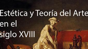 Estética y Teoría del Arte en el siglo XVIII (3.ª edición) course image