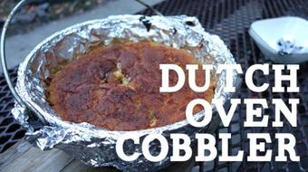 Dutch Oven Cobbler: Making Your Own the Camp Style Way! course image