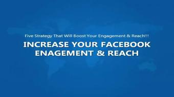 5 Ninja Strategy To Boost Facebook Engagement & Reach course image