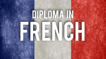Diploma in French Language Studies course image