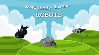 Everybody can make ROBOTS course image