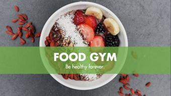 Food Gym - Become healthy forever. (Part 1) course image