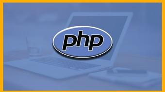 Complete PHP Course with OOP Start to Finish! course image