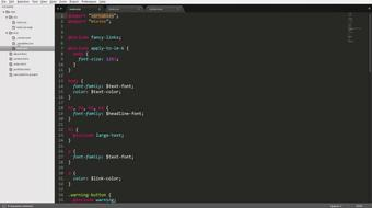 Learn Sass & SCSS Part 2: Imports, Mixins, Computations, and Functions course image