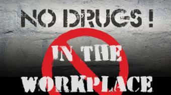 Drug-Free Workplace course image
