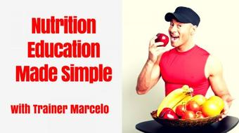Nutrition Education Made Simple course image