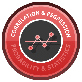 Correlation and Regression course image