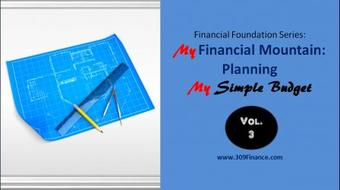 My Financial Mountain: Planning My Simple Budget course image