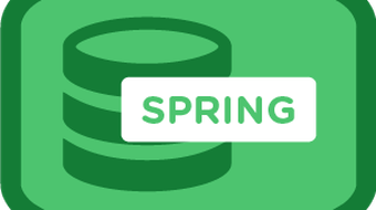 Spring with Hibernate course image