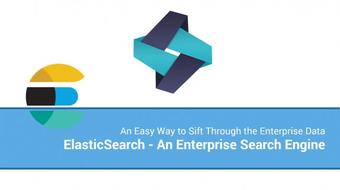 ElasticSearch, LogStash, Kibana (the ELK Stack) # 1 - Learn all about ElasticSearch search server course image