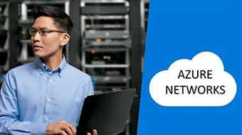 Microsoft Azure Virtual Networks course image