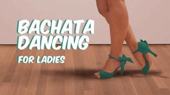 Bachata Dancing - For Ladies course image