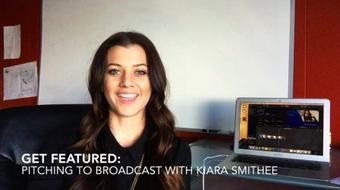 Get Featured: How to Pitch to Broadcast Media course image