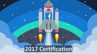Facebook Advertising: 2017 Facebook Ads Certification Course course image