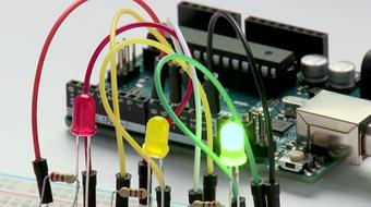 Строим роботов и другие устройства на Arduino. От светофора до 3D-принтера course image