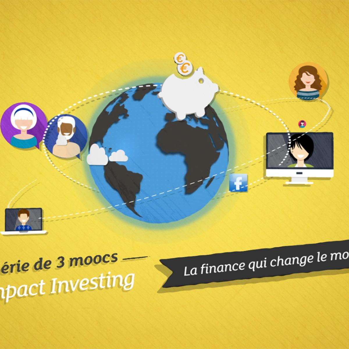 L'impact investing : comprendre les fondamentaux course image