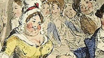 """A Christmas Carol"" by Dickens: BerkeleyX Book Club course image"