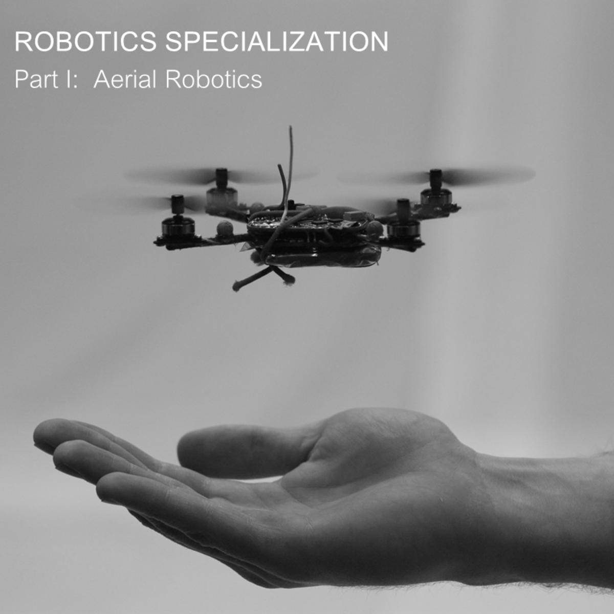 Robotics: Aerial Robotics course image