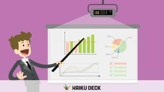 How to Create Effective Presentations with Haiku Deck course image