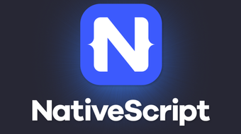 Multiplatform Mobile App Development with NativeScript course image