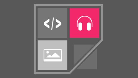 Introduction to Computational Arts: Audio course image