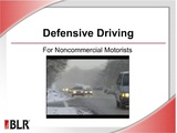 Defensive Driving for Noncommercial Motorists Course course image