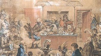 Humphry Davy: Laughing Gas, Literature, and the Lamp  course image