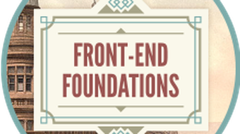Front-end Foundations course image
