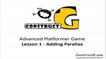 Create Your Own Games With Construct 2 - Game Development Course For Beginners - Part 2 course image