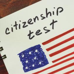 U.S. Citizenship Test Preparation course image