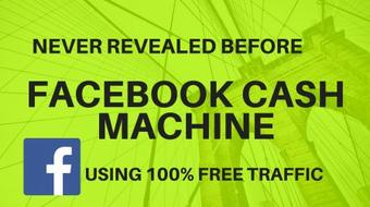 How Do You Drive Laser Targeted Traffic From Facebook In 2017 For Free course image