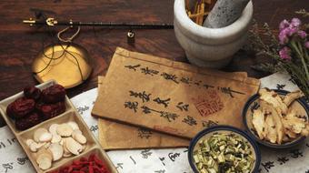 中医药与中华传统文化  course image