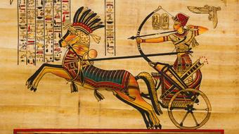 Warfare and Weapons in Ancient Egypt course image