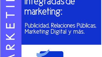 Comunicaciones integradas de marketing: Publicidad, Relaciones Públicas, Marketing Digital y más course image