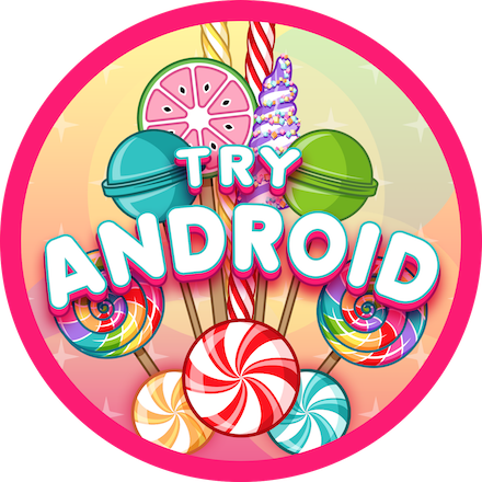 Try Android course image