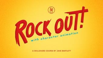 Rock Out with Character Animation! course image