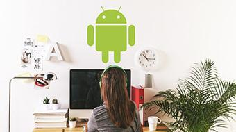 Android App Development for Beginners course image