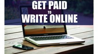 Get Paid To Write Online [eBooks, CopyWriting & List Posts] course image