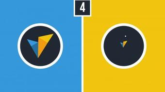 How To Create Stunning Logo Reveals In PowerPoint #4: Roof Rebound Effect course image