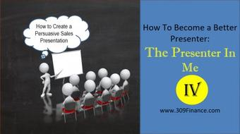 How To Become A  Better Presenter Series: The Presenter in Me Vol 4 course image