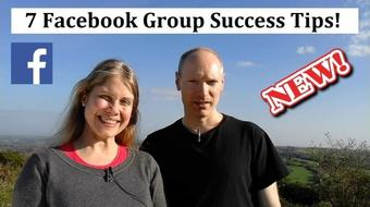 7 Facebook Group Success Tips! [Facebook Groups Case Study] course image