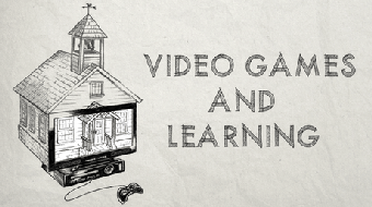 Video Games and Learning course image