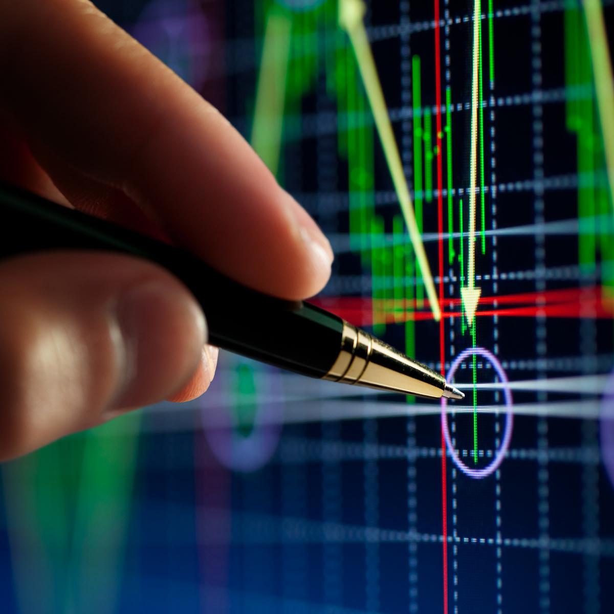Advanced Trading Algorithms course image