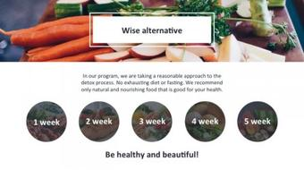 5-Week Healthy Detox Plan To Lose Weight course image