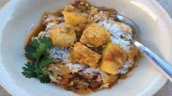 How to make Chicken Curry and Basmati Rice. course image
