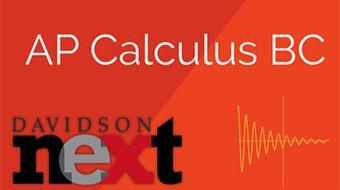AP® Calculus BC course image