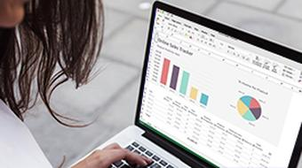 Introduction to Microsoft Excel 2016 course image