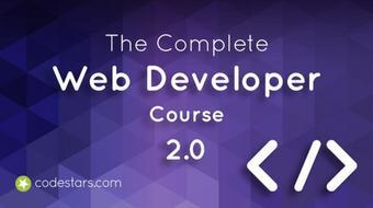 The Complete Web Developer Course 2.0 Part 1 - HTML course image