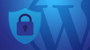 WordPress Security Top Tips course image